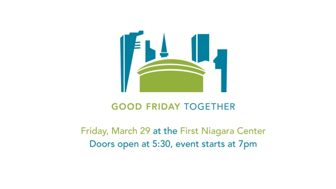 Good Friday First Niagara Buffalo event