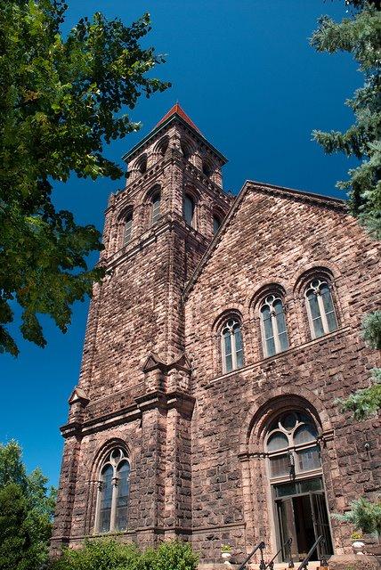 Buffalo church