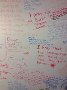Buffalo NY prayer