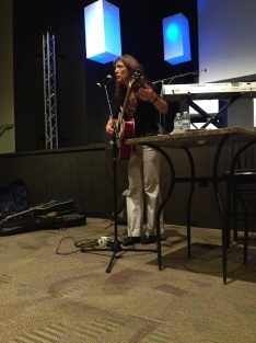 Ashley Cleveland, GRAMMY winner, at CMS at The Chapel in Buffalo