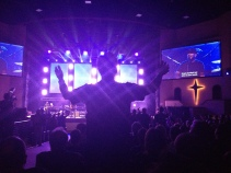 Praising the Lord at CMS Buffalo 2013