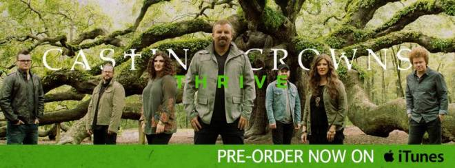 Casting Crowns is coming to Buffalo this February